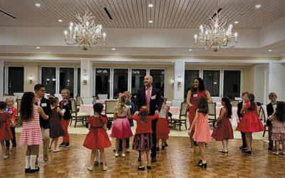 Tots & Teens: Dance pros teach youngsters basic steps, social skills